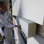 hőszigetelő rendszer polisztirol lapos szigatech