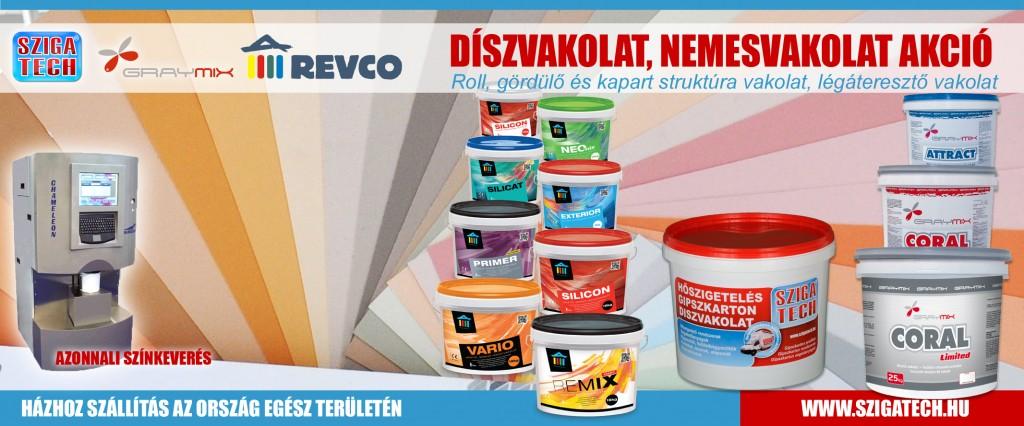 szigatech-graymix-revco-vakolat-akció-2020