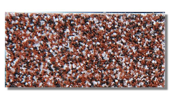 revco 1 mm-es lábazati vakolat struktúra