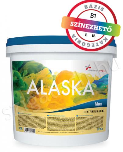 Alaska Max beltéri falfesték szigatech