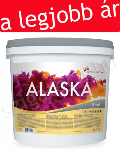 Alaska Start beltéri falfesték szigatech