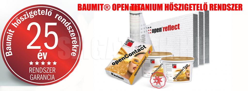 Baumit-Open-titanium-hőszigetelő-rendszer