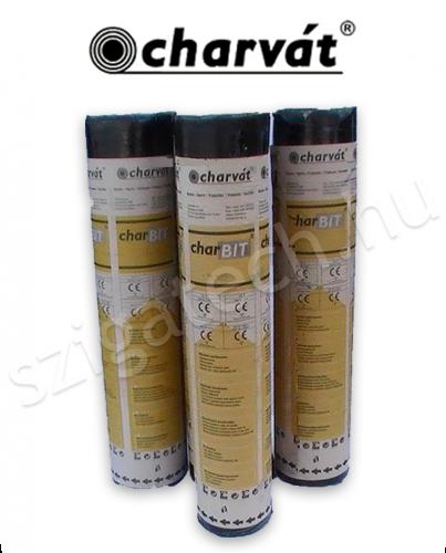 Charbit A330 papírbetétes bitumenes lemez szigatech