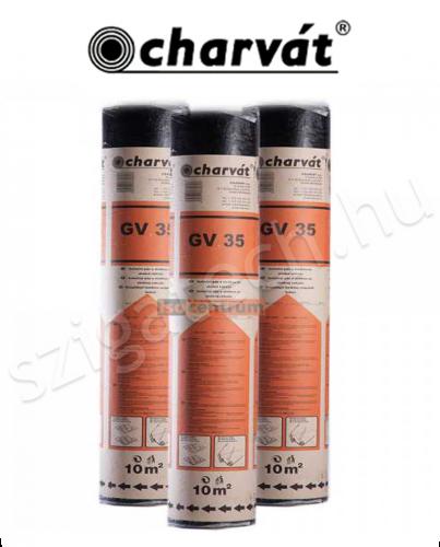 Charbit GV35 bitumenes lemez szigatech