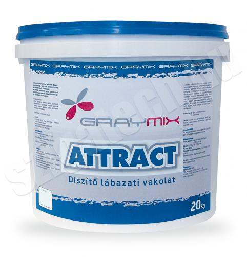 Graymix Attract lábazati vakolat szigatech