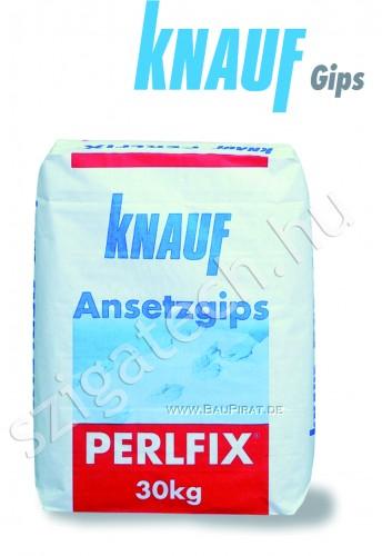 Knauf Perlfix ragasztógipsz szigatech