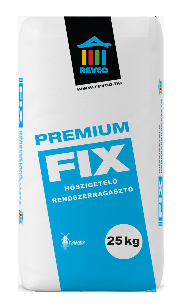 REVCO FIX PREMIUM ásványgyapot ragasztó