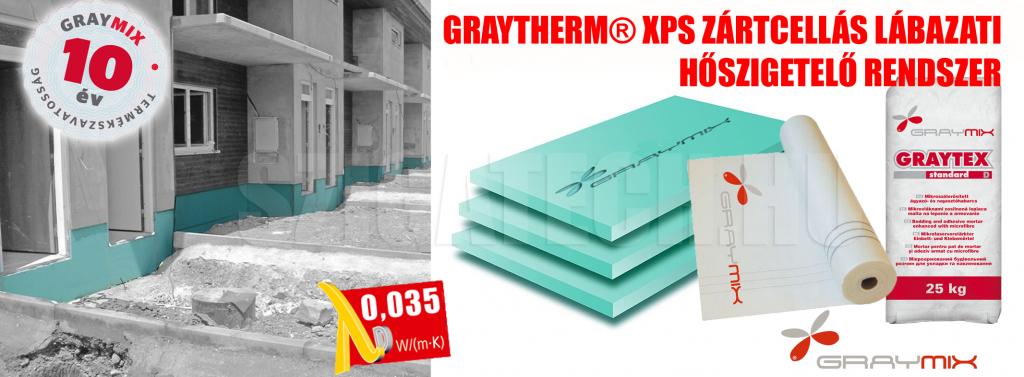 graytherm-xps-zártcellás-lábazati-hoszigetelo-rendszer