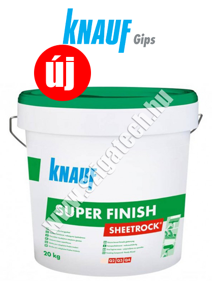 knauf-sheetrock-superfinish-glett-szigatech