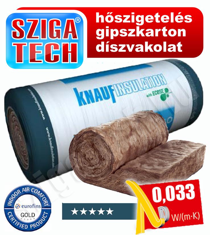 knauf-unifit-033-ásványgyapot-tekercs-szigatech
