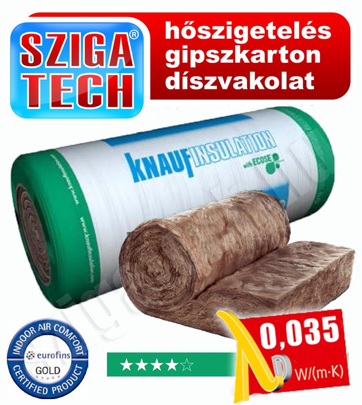 knauf-unifit-035-ásványgyapot-tekercs-szigatech