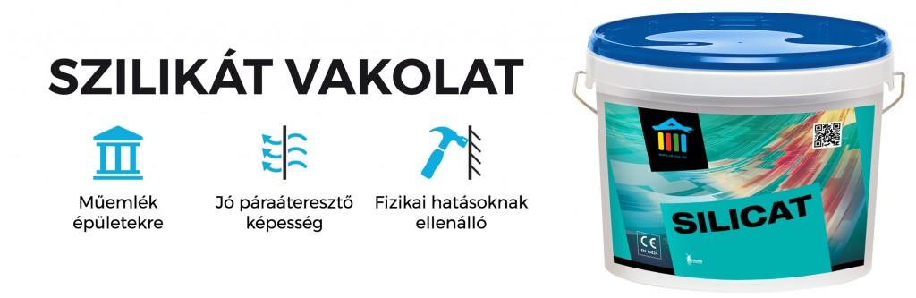 revco szilikát vakolat ár 2020