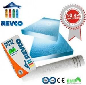 Revco lábazati hőszigetelő rendszer