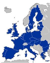 EU szállítás