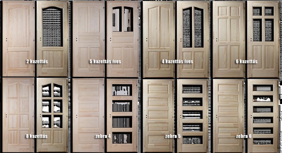 Beltéri fenyő ajtó képek 2016