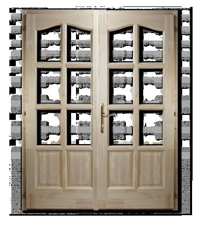 8-kazettás-fenyő-beltéri-ajtó-akció-kétszárnyú-2015
