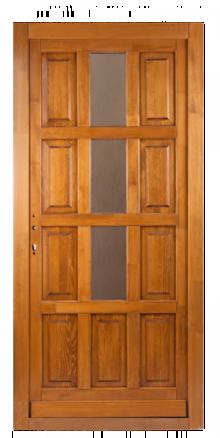 BK12 bejárati ajtó szigatech