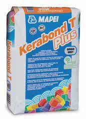 Mapei Kerabond T Plus flexibilis ragasztó