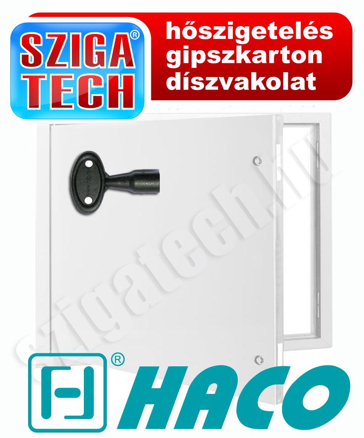 haco-fém-szervízajtó-kulcsos-szigatech