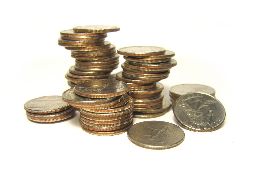 pénzkidobás