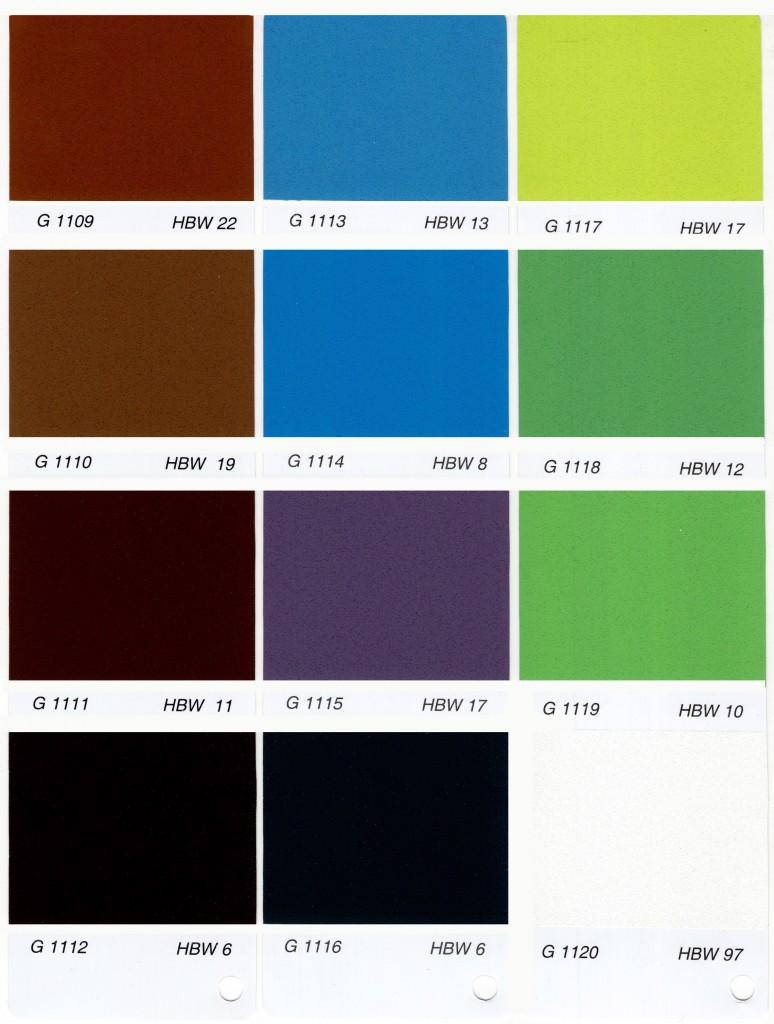 graymix120+ színkártya szigatech