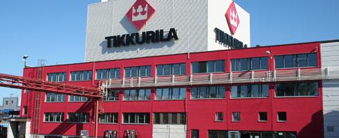 Tikkurila-gyár