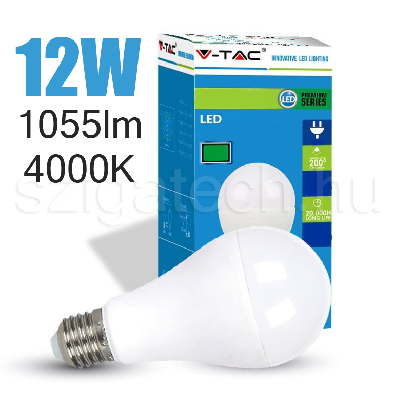led-lampa-e27-4000k-12w