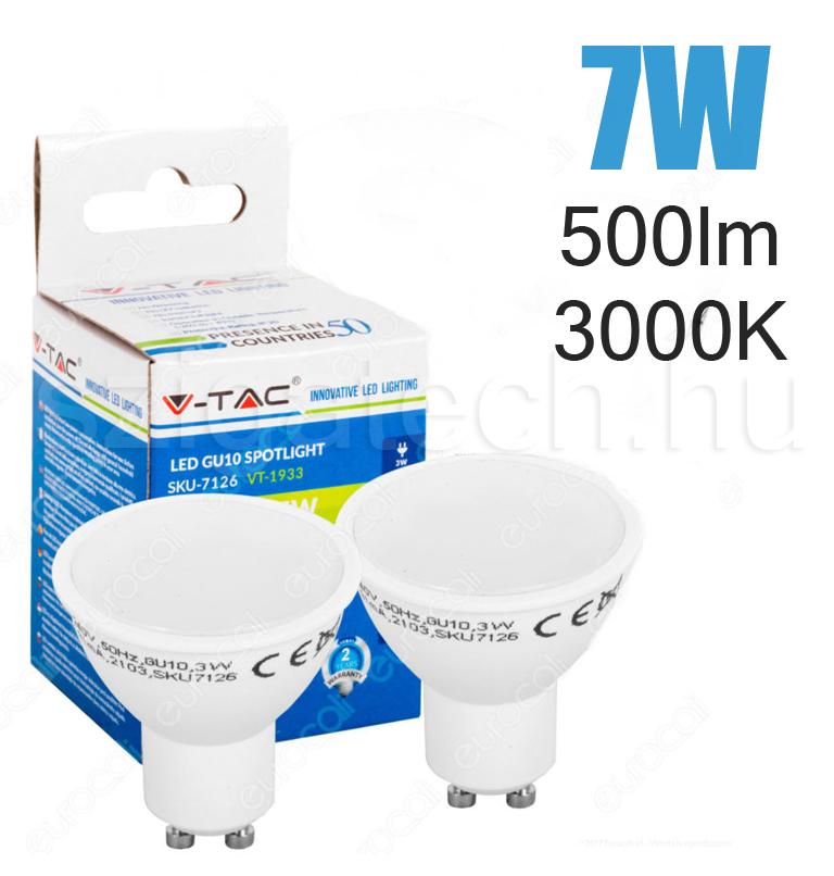 led-lampa-gu10-spot-3000k-7w