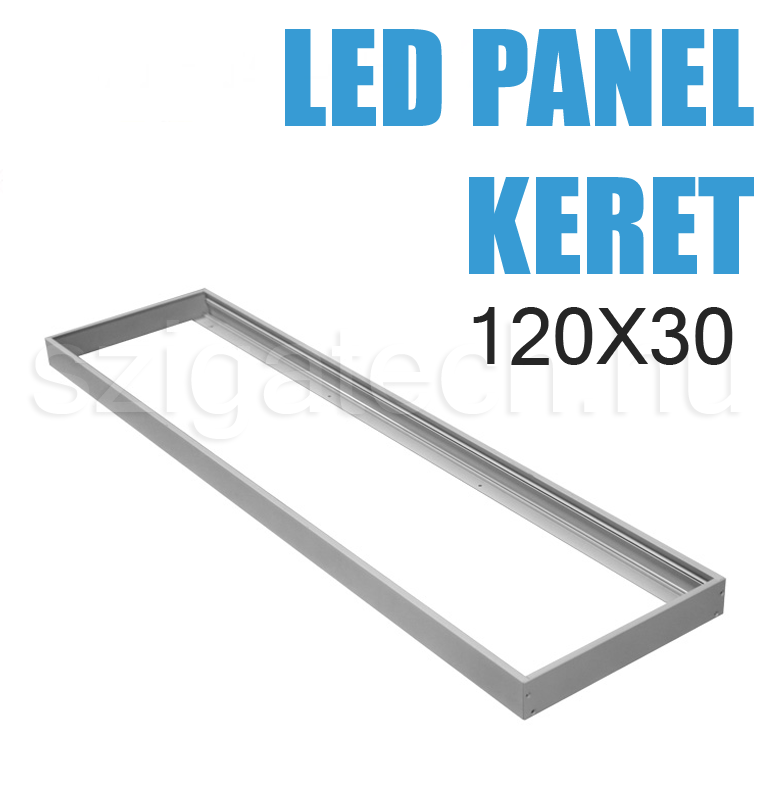 led-panel-120-30-keret