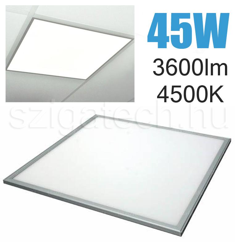 led-panel-60-60-4500k-45w